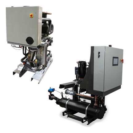 Product Category: Central Chillers | AEC