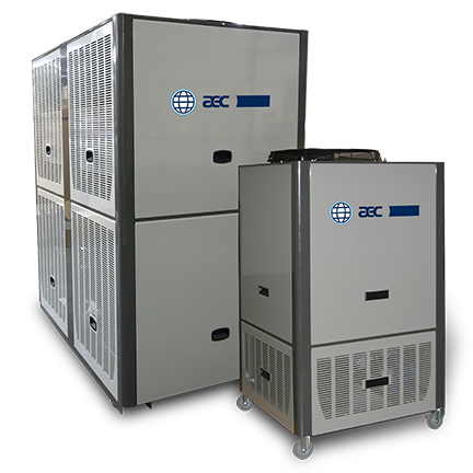 GP Series 5-60 Tons Packaged Chiller